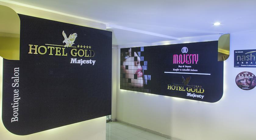 Hotel Gold Majesty