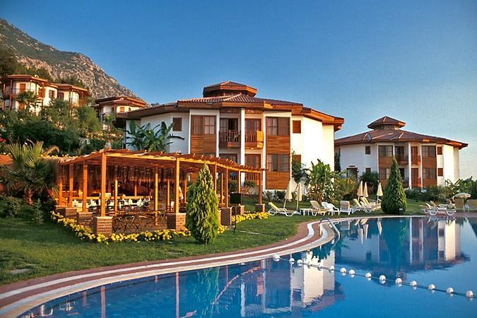 Montana Pıne Resort Hotel