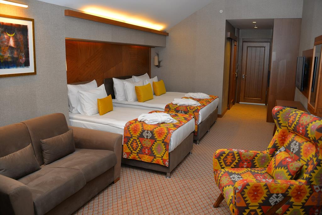 Bof Hotel Uluağ