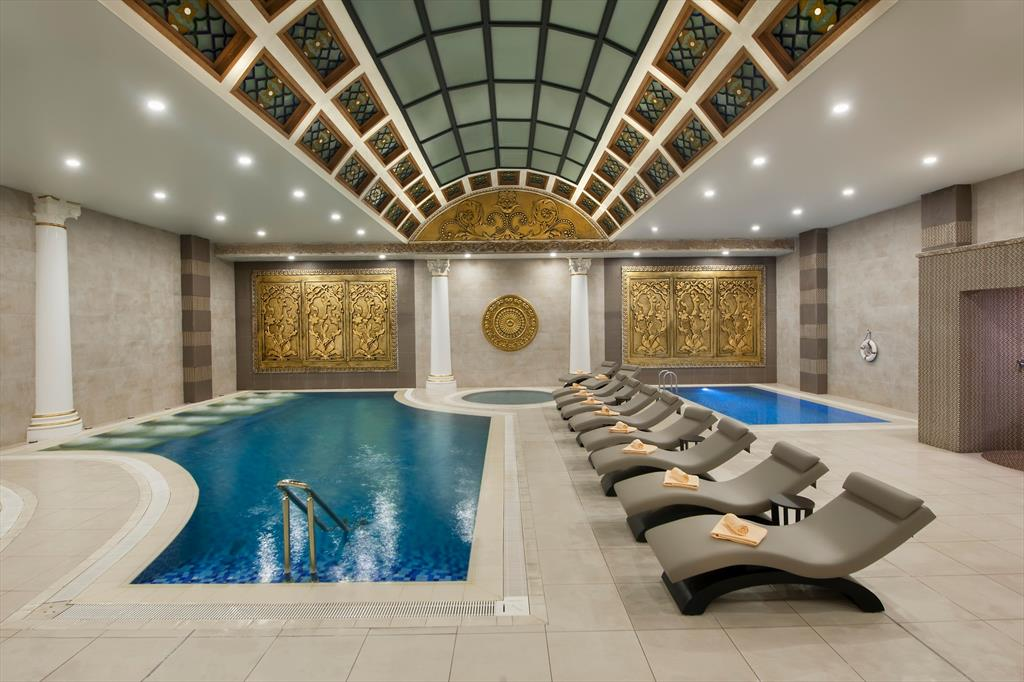 Akrones Thermal Spa Convention Sport Hotel