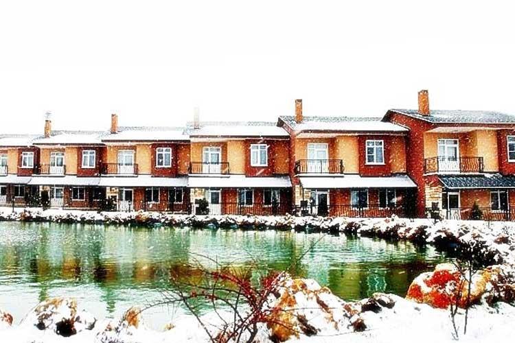 Gzm Royal Termal Villa Hotel