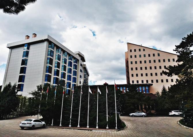 Patalya Otel Termal Resort