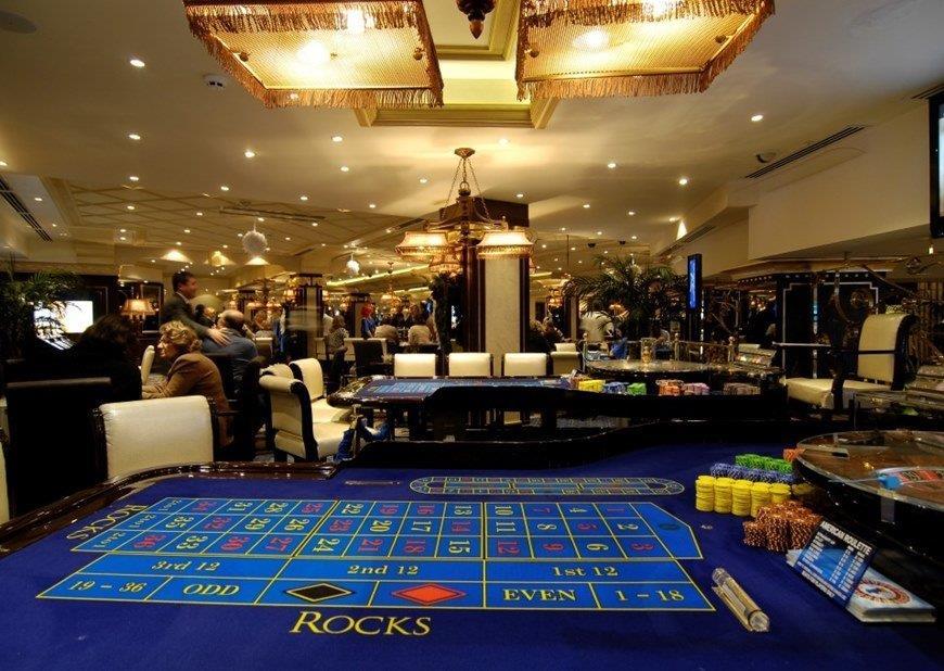 Couche casino taille 5