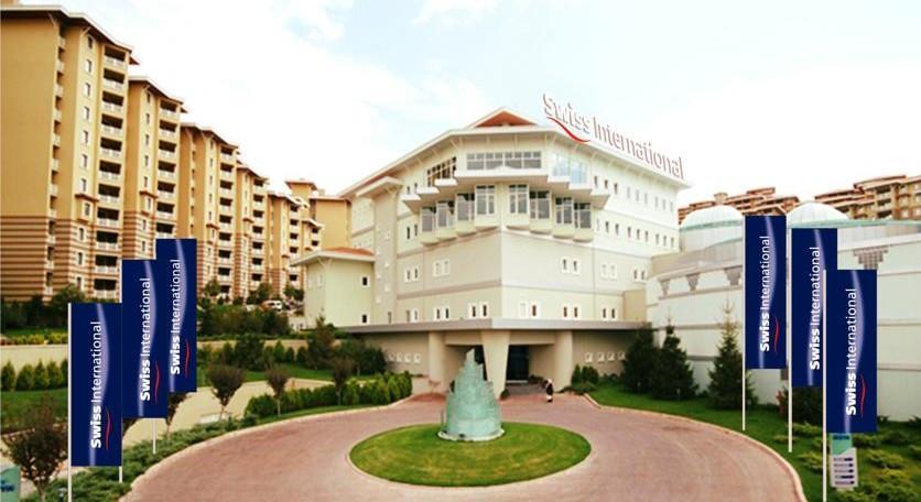 Eliz Hotel Convention Center Termal