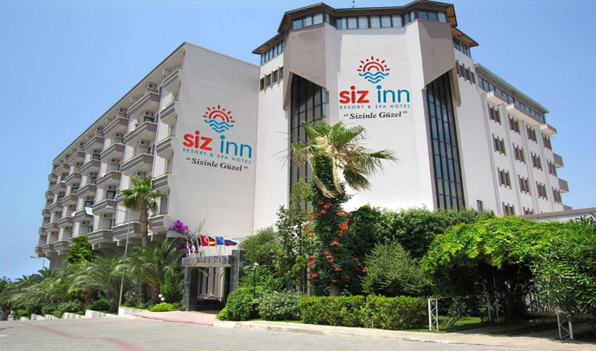 Siz Inn Resort & Spa Hotel