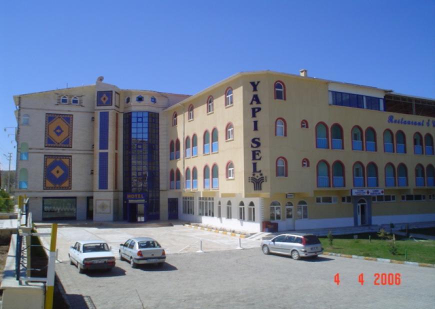 Yapısel Termal Kür Otel