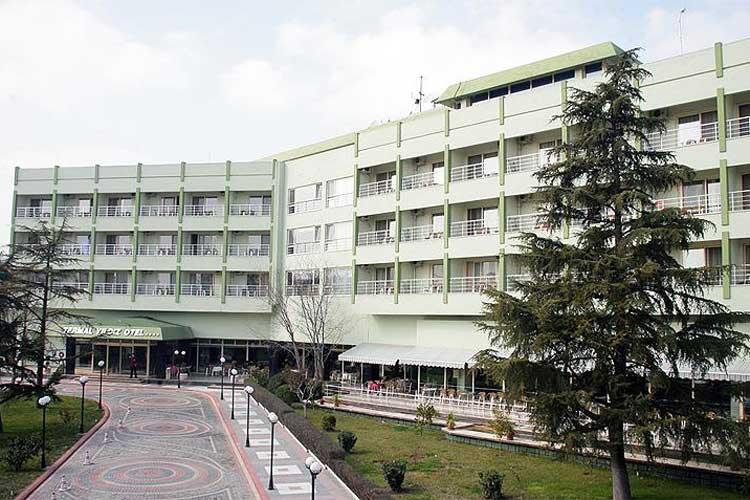 Gönen Kaplıcaları Yeşil Otel