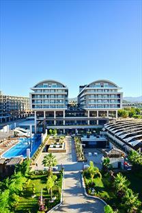 Adenya Resort Hotels & Spa Genel Görünüm