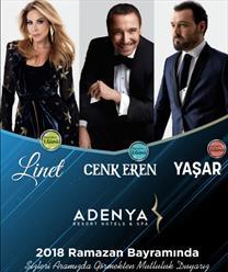 Adenya Resort Hotels & Spa Ramazan Bayramı Programı