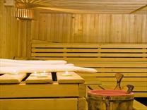 Adramis Termal Otel Sauna