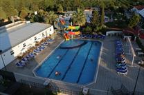 Adramis Termal Otel Açık Havuz