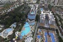 Bera Alanya Resort Genel Görünüm