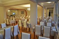 Club Ecrin Hotel Kapalı Restaurant