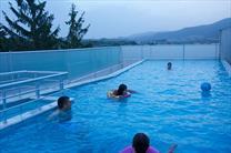 Huzur Termal Apart Otel Açık Havuz