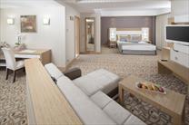 Korel Thermal Resort & Spa Corner Suit Oda