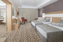 Korel Thermal Resort & Spa Teras Suit Oda
