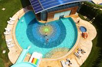 Obam Termal Resort Otel Açık Termal Havuz