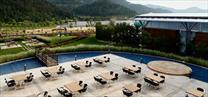 Obam Termal Resort Otel Çay Bahçesi
