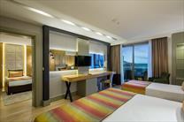 Selge Beach Resort & Spa - Deluxe Aile Odası