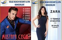 Selge Beach Resort & Spa   Konser Etkinlikleri