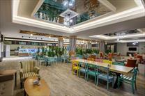 Selge Beach Resort & Spa - Restaurantlar