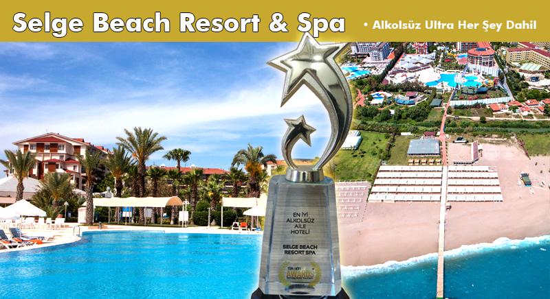 Selge Beach Otel Erken Rezervasyon