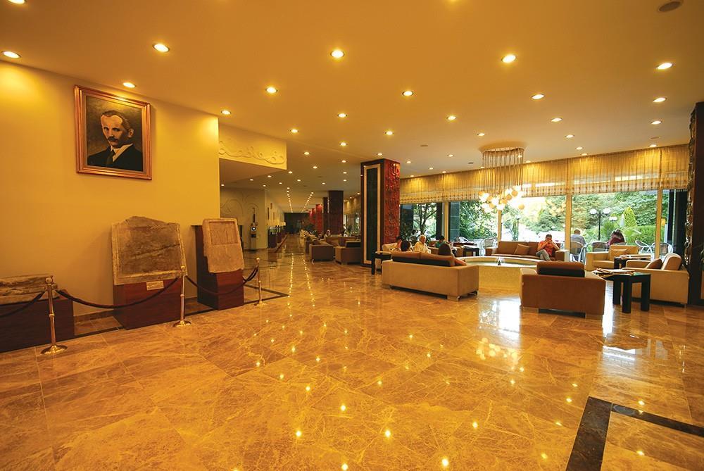 Gönen Park Termal Resort Otel