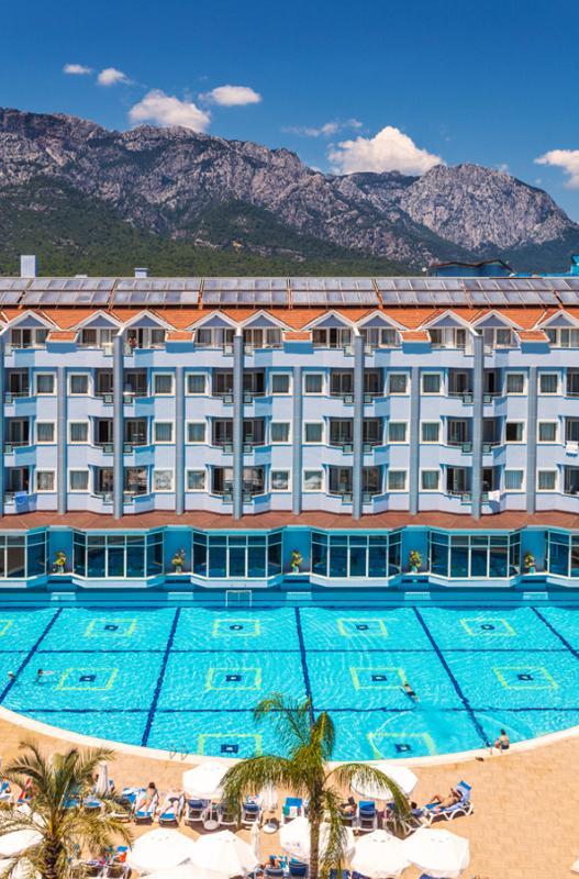 Grand Haber Hotel Kemer Valstur Com Tr 444 666 9