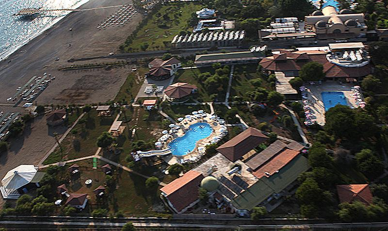 Club Serena Beach
