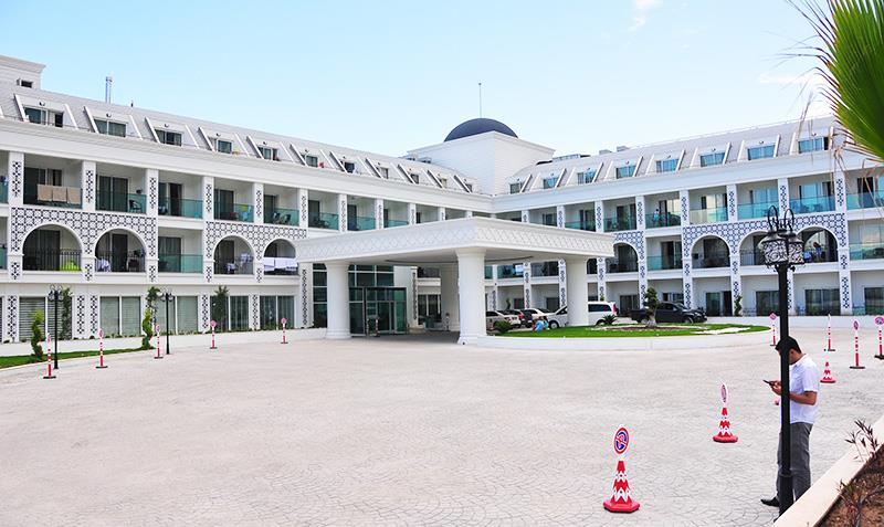 Karmir Resort Hotel Spa