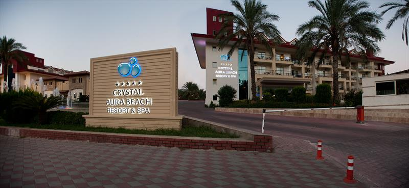 Crystal Aura Beach Resort
