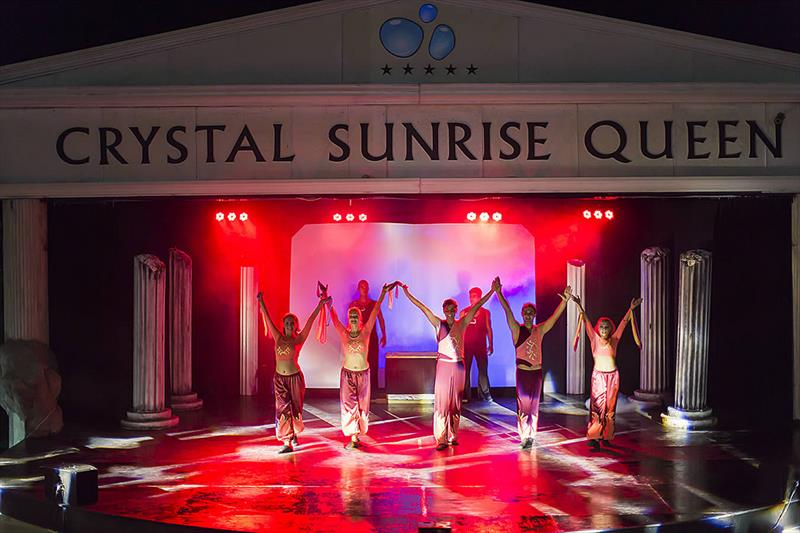 Crystal Sunrise Queen