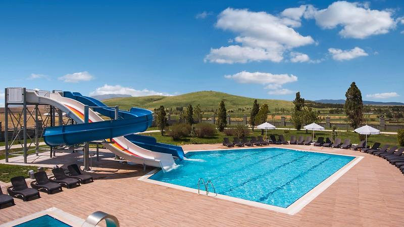 May Thermal Resort & Spa Sandıklı