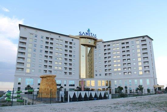 Zamantı Sanitas Thermal Suites Hotel