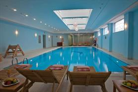 Eliz Hotel Convention Center Thermal Spa & Wellness
