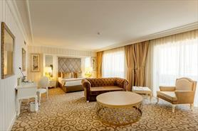 Grand Pasha Hotel-Suite Oda