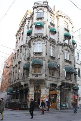 Ragıp Pasha Apartments