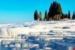 Salda Gölü Pamukkale Çeşme Alaçatı Turu 1 Gece Otel Konaklamalı